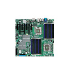 Supermicro X8DAH+ - motherboard - extended ATX - Intel 5520