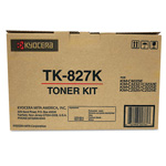Kyocera TK 827K - Toner Cartridge