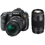 Sony A (alpha) DSLR-A200W Digital Camera