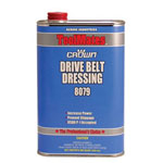 Crown Drive Belt Dressing 1 Quart Container
