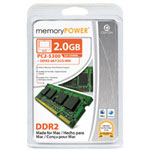 Centon MemoryPOWER Memory - 2 GB - SO DIMM 200-pin - DDR2
