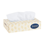 Kimberly-Clark Surpass 2-Ply 10% Recycled Facial Tissue, Case of 30