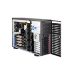 Supermicro SC747 TG-R1400B-SQ - tower - 4U - extended ATX