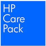 HP Electronic Care Pack Pick-Up And Return Service With Defective Media Retention - Extended Service Agreement - 1 Year - Pick-up And Return