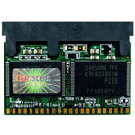 Transcend SATA Flash Module Vertical - Solid State Drive - 2 GB - SATA-150
