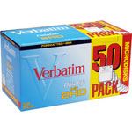 Verbatim DataLife Floppy Disk X 50 - 1.44 MB - Storage Media