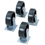 "Jobox 6"" Caster Set for Jo Box& Jobsite Products"