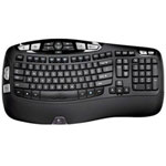 Logitech Wireless Keyboard K350 - keyboard