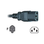 Tripp Lite power cable - 2 ft