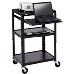Bretford Adjustable Projector Cart A2642NS-P5 - Cart