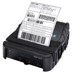 Printek Mobile Thermal Printer MtP400LP - Label Printer - B/W - Direct Thermal