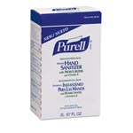 Purell NXT® Advanced With Aloe Instant Hand Sanitizer, 2000 mL, Case of 4