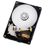 Hitachi CinemaStar 5K500 HCS545050GLA380 - Hard Drive - 500 GB - SATA-300