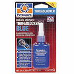 Devcon Medium Strength Blue Threadlockers, 10 mL, 3/4 in Thread, Blue