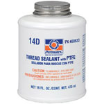 Permatex #14 Thread Sealant withteflon 16 Oz Bottle