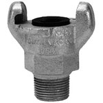 "Dixon Valve 1/4"" Air King Male"