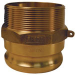 "Dixon Valve 4"" BRASS GLOBAL MALE NPTX MALE"