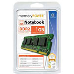 Centon MemoryPOWER Memory - 1 GB - SO DIMM 200-pin - DDR2