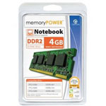 Centon Memory - 4 GB - SO DIMM 200-pin - DDR2