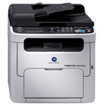 Konica Minolta® Konica Magicolor 1690MF Color Multifunction Laser Printer (Fax/Copier/ Printer/ Scanner)