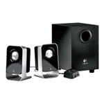 Logitech LS21 PC Multimedia Speaker System
