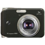 GE A950 Digital Camera, Silver