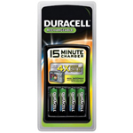 Duracell CEF15NC 15 Minute Charger