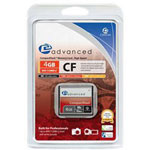 Centon Advanced - Flash Memory Card - 4 GB - CompactFlash