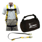 Safewaze Fall Protection Kit with10810/208512/4512