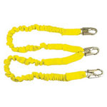 Safewaze 100% Tie Off Elastic Combination Shock Lanyard