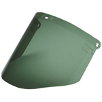 AO Safety Occ Wp96c Orange Countychopper Dark Green Poly