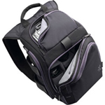 Caselogic Lifestyle Digital Camcorder Backpack - Backpack for camcorder - nylon - slate gray