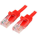 Startech Snagless Cat 5e UTP Patch Cable - Patch Cable - 100 ft
