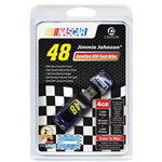 Centon DataStick NASCAR #48 Jimmie Johnson - USB Flash Drive - 2 GB