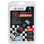 Centon NASCAR Dale Jr. National Guard Edition DataStick Replica Car - USB Flash Drive - 4 GB