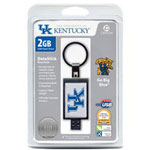 Centon DataStick Keychain Collegiate University Of Kentucky Edition - USB Flash Drive - 2 GB