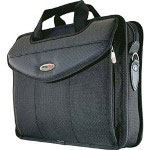 Mobile Edge MEVLLS Select V-Load Briefcase - Notebook Carrying Case - Black