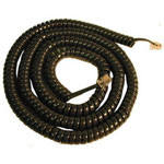 ICC 25' Charcoal Handset Cord