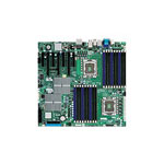 Supermicro X8DAH+-F - Motherboard - Extended ATX - Intel 5520