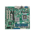 Supermicro C2G41 - Motherboard - Micro ATX - IG41