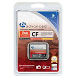 Centon Advanced - Flash Memory Card - 8 GB - CompactFlash