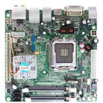 AOpen NMCP7ASt-V - Motherboard - Mini ITX - GeForce 9300