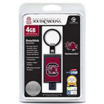 Centon DataStick Keychain Collegiate University Of South Carolina Edition - USB Flash Drive - 4 GB