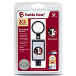 Centon DataStick Keychain Collegiate Florida State University Edition - USB Flash Drive - 2 GB