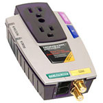 Monster Home Theater PowerCenter MP HTS 200 - Surge Suppressor