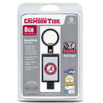 Centon DataStick Keychain Collegiate University Of Alabama Edition - USB Flash Drive - 8 GB