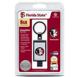 Centon DataStick Keychain Collegiate Florida State University Edition - USB Flash Drive - 8 GB