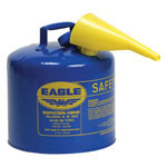Eagle Type l Safety Can, Safety, Blue
