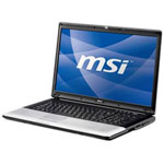 MSI CX700 053US - P 2 GHz - 17.3 Tft""""