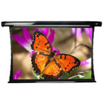 Elite Screens CineTension2 Series AcousticPro Series TE135VW2-A - Projection Screen (motorized) - 135 In ( 343 cm )
